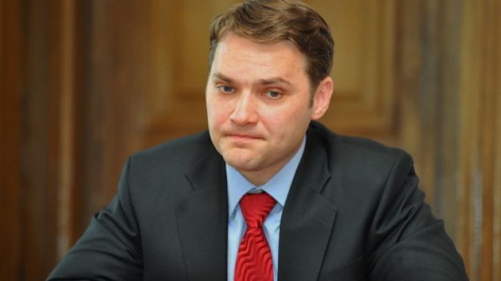 Conducerea Senatului a retrimis cazul fostului ministru Şova la Comisia Juridică