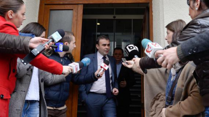 Darius Vâlcov, plasat în arest la domiciliu. Decizia nu este definitivă