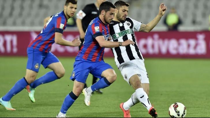 Cupa României. Steaua - U Cluj 3-0. Roş-albaştrii au cucerit, în premieră, trei trofee într-un sezon