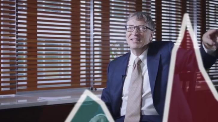 Cea mai mare frică a lui Bill Gates