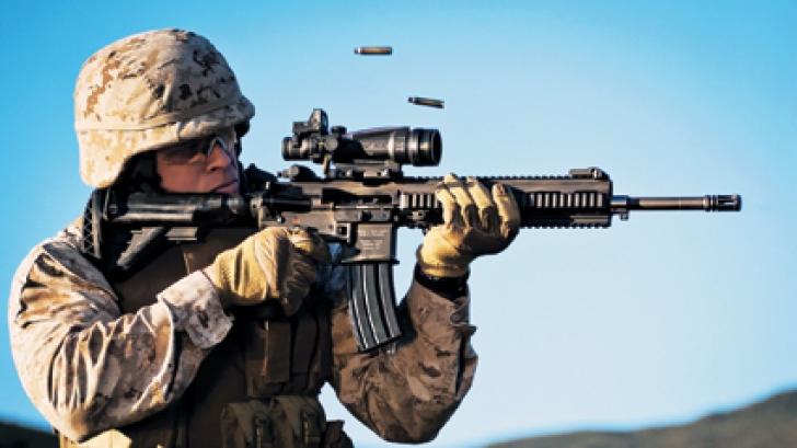 Această invenție fantastică a americanilor va schimba regulile războiului