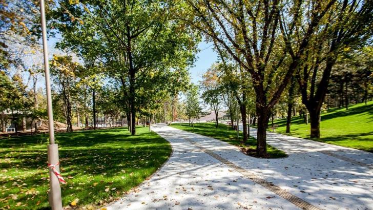 Parcul Drumul Taberei, deschis publicului