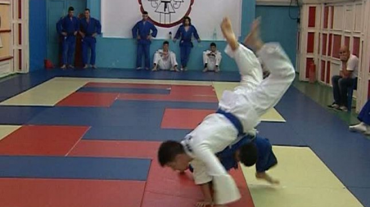 """""""Openul european de judo"""", eveniment desfăşurat la Cluj"""