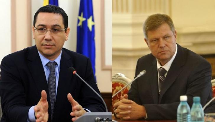 Iohannis critică modul în care a fost implementat cardul de sănătate. Ponta învinuiește presa