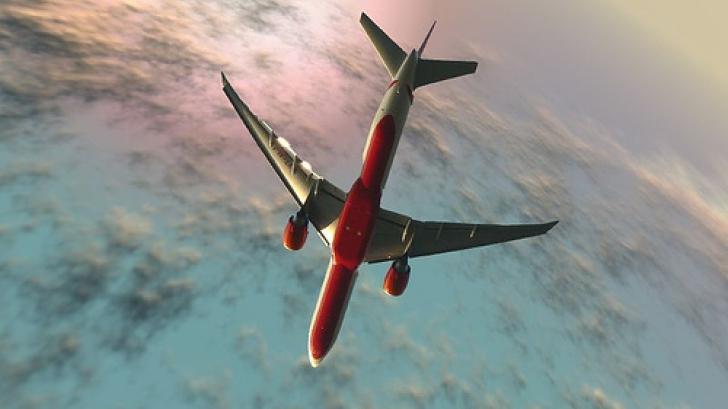 Motoarele s-au oprit, avionul a căzut în gol 4.000 de metri. Apoi, ceva uimitor s-a întâmplat