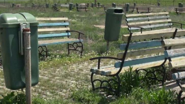 Descoperire şocantă într-un parc din Brăila