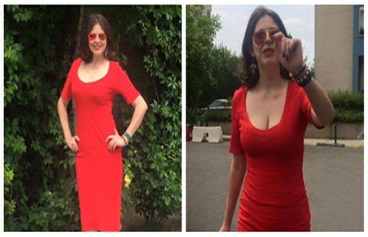 Rita Mureşan le răspunde celor care au acuzat-o că s-a îngrăşat: a lăsat pe toată lumea fără cuvinte