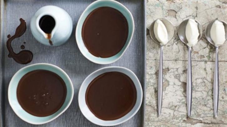 Reţeta zilei: Supă de ciocolată