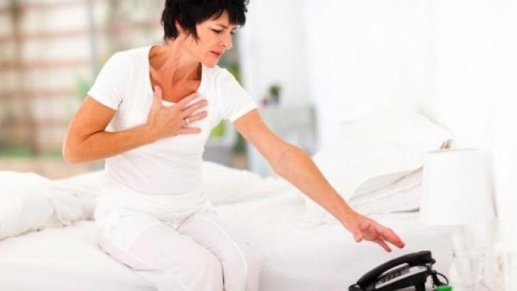 6 semne şi simptome care anunţă un infarct cu o luna înainte