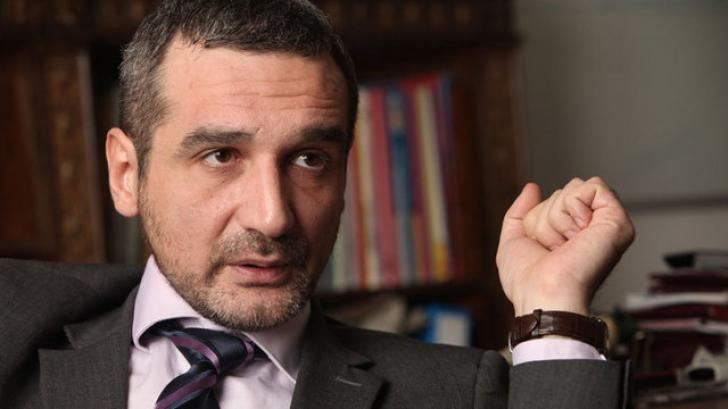 Sebastian Lăzăroiu, fost consilier prezidențial