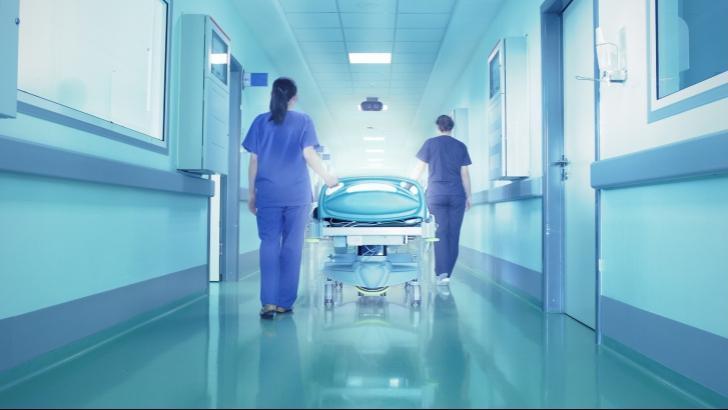 Anchetă la Spitalul Bălăceanca. Ce au făcut doi pacienţi cu grave afecţiuni psihice
