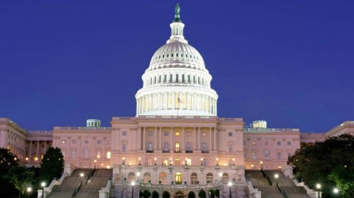 Congresul SUA, evacuat pentru scurt timp din cauza unui ventilator de bucătarie defect