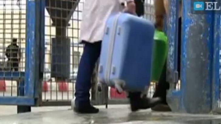 S-a furat o valiză cu materiale radioactive. Persoanele care o deschid riscă să fie iradiate