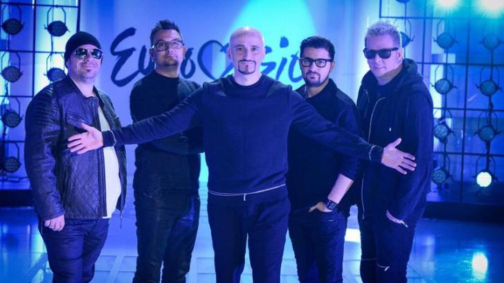 FINALA EUROVISION 2015. VOLTAJ