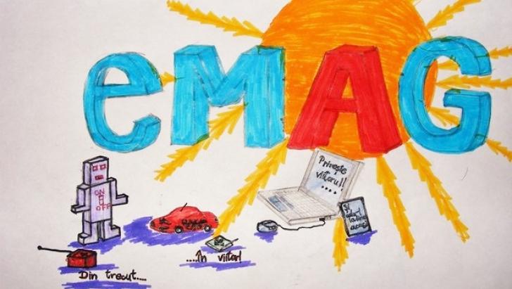 Ziua copilului la eMAG - reduceri la cadourile de 1 iunie - poți câștiga o excursie cu familia