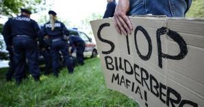 Proteste înaintea reuniunii Bilderberg