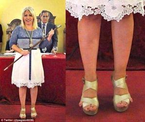 Mamen Sanchez, primarul din Jerez La Frontera şi noua modă