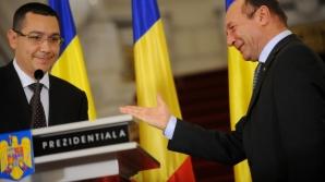 """Băsescu, mesaj pentru Victor Ponta pe Facebook: """"Pleacă acum!"""""""