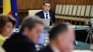 Bâlbele economice ale Guvernului Ponta