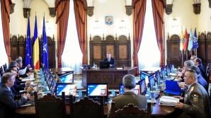 Consiliul Suprem de Apărare a Țării se întrunește marți