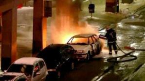 Explozie în Buzău: Un mort şi 3 răniţi. Au încercat să sudeze rezevorul unei maşini