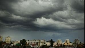 Vremea rămâneinstabilă. Prognoza meteo