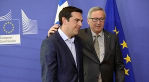 Tsipras și Junker