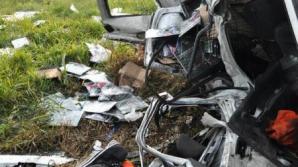 Vâlcea: Un mort și trei răniți grav într-un accident de circulație produs la 1600 metri altitudine