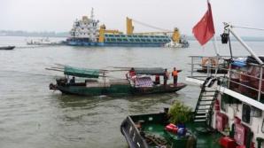 Naufragiu pe Yangtze: Bilanțul victimelor a ajuns la 431 de morți