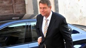 Președintele Iohannis a transmis Parlamentului Strategia Națională de Apărare