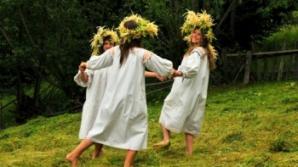Drăgaica: Obiceiuri şi tradiţii de Sânziene