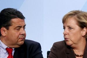 Vicecancelarul și cancelarul Germaniei