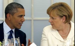 Merkel și Obama