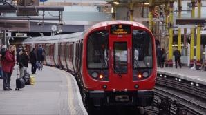 <p>Grevă de 24 de ore la metroul londonez</p>