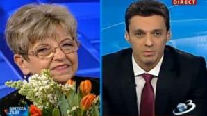 Mama lui Mircea Badea, replică dură pentru românca din Canada care l-a atacat pe fiul ei