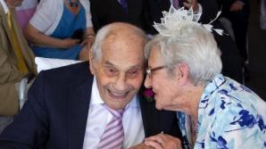 Nuntă la 100 de ani. Cum arată cei mai în vârstă miri din lume