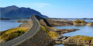 La Strada Atlantica (Norvegia)