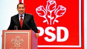 Comitetul Executiv al PSD, convocat luni pentru discuții pe cazul Ponta