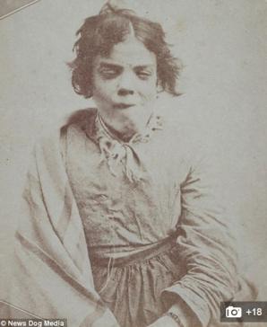 Fețele durerii: portrete ale unor femei din azilurile de nebuni din vremea Reginei Victoria / Foto: Daily Mail