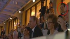 Ponta, alături de Putin şi Lukaşenko la deschiderea Jocurilor europene de la Baku