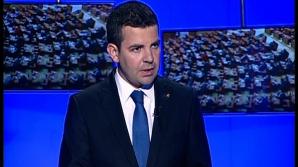 <p>Daniel Constantin: Recomandarea în partid a fost să nu se voteze pensiile speciale</p>