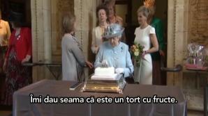 Regina Elisabeta şi tortul buclucaş