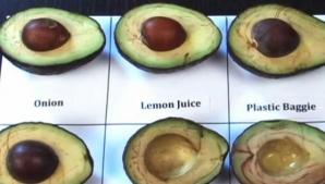 Cum poţi păstra avocado proaspăt pentru mai mult timp