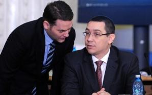 Ponta și Sova, partenerii de afaceri