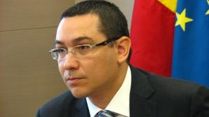 """Ponta: Doresc să ducem mai departe guvernarea, """"un model de succes"""". Salut apariția """"ALDE"""""""