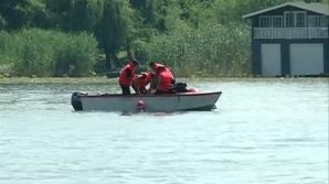 Accidentul de pe Lacul Snagov