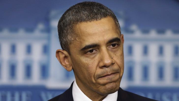 Barack Obama și-a ieșit din fire la Casa Albă: Să îți fie rușine! Ești în casa mea!