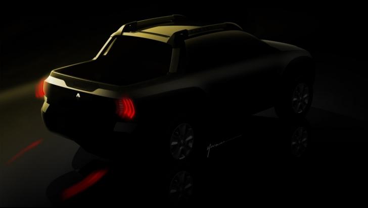 Duster Pick-up: Renault a confirmat oficial Duster Pick-up, primele imagini și detalii