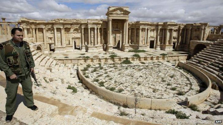 Palmyra, cetate antică