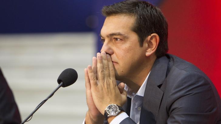 Tsipras anunță organizarea unui referendum cu privire la propunerea creditorilor internaționali
